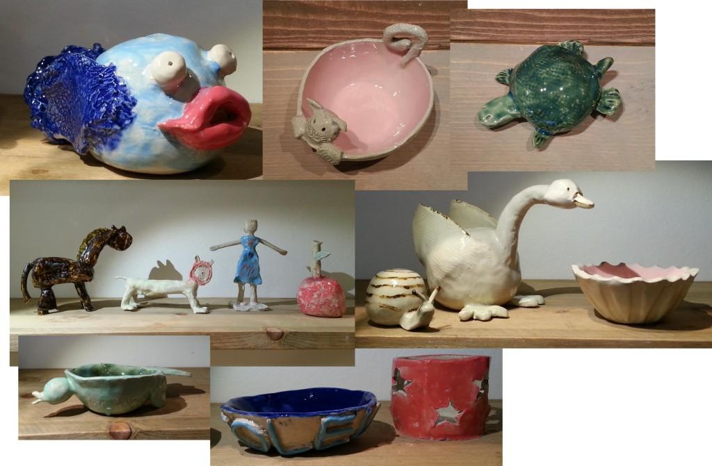 Stages enfants cours et stages de poterie paris terres etc - Poterie les enfants de boisset ...