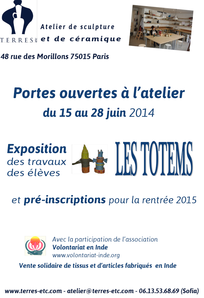 Affiche expo 2014-2